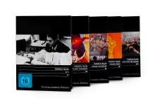 Federico Fellini Paket, 5 DVDs