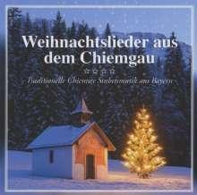 Weihnachtslieder aus dem Chiemgau, CD