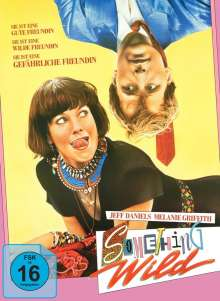 Something Wild (Blu-ray & DVD im Mediabook), 1 Blu-ray Disc und 1 DVD