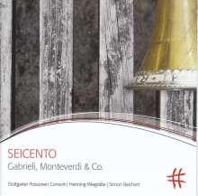 Stuttgarter Posaunen Consort - Seicento, CD