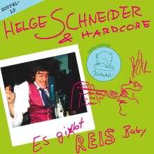 Helge Schneider: Es gibt Reis, Baby, 2 LPs