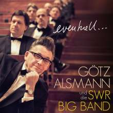 Götz Alsmann: Eventuell... (Live), CD