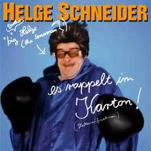 Helge Schneider: Es rappelt im Karton (Remastered 2020), 2 LPs