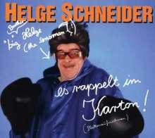 Helge Schneider: Es rappelt im Karton, CD