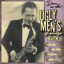 """Professor Bop Presents: Down At The Ugly Men's Lounge Vol.5, 1 Single 10"""" und 1 CD"""
