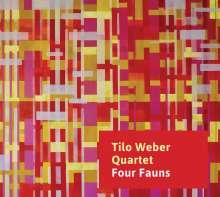 Tilo Weber: Four Fauns, CD