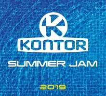 Kontor Summer Jam 2019, 3 CDs