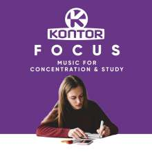 Chassio: Kontor Focus (Music For Concentration & Study), CD