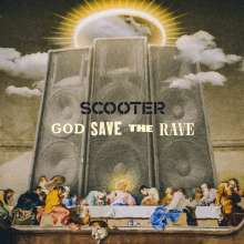Scooter: God Save The Rave, 2 CDs