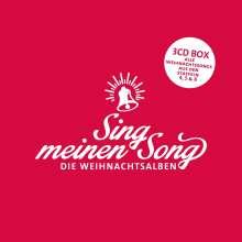 Sing meinen Song - Das Weihnachtskonzert Vol. 4 - 6, 3 CDs