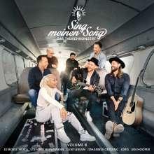 Sing meinen Song - Das Tauschkonzert Vol. 8 (Deluxe Edition), 3 CDs