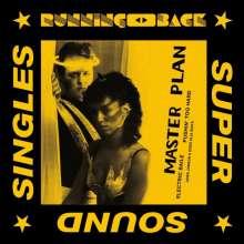 "Master Plan: Electric Baile/Pushin' Too Hard (Remastered Edits), Single 12"""