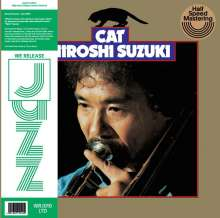 Hiroshi Suzuki (Trombone): Cat (180g) (Limited Edition), LP