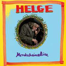"""Helge Schneider: Mondscheinelise (Limited Edition), Single 7"""""""