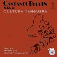 Cantango Berlin - No.2/Cultura Tanguera, CD