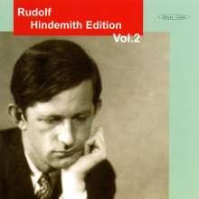 Rudolf Hindemith (1900-1974): Rudolf Hindemith Edition Vol.2, CD