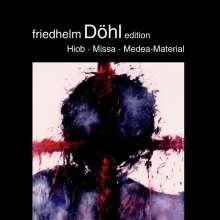 Friedhelm Döhl (1936-2018): Hiob (Zyklus für Orgel), CD