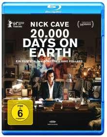 20.000 Days on Earth (OmU) (Blu-ray), Blu-ray Disc