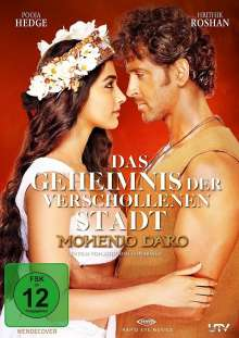 Das Geheimnis der verschollenen Stadt (Vanilla Edition), DVD