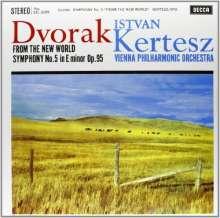 Antonin Dvorak (1841-1904): Symphonie Nr.9 (180g), LP