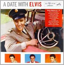 Elvis Presley (1935-1977): A Date With Elvis (180g) (Limited Edition), LP