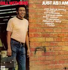 Bill Withers (1938-2020): Just As I Am (180g) (Limited-Edition), LP