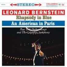 George Gershwin (1898-1937): Rhapsody in  Blue (180g), LP