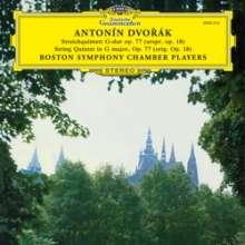 Antonin Dvorak (1841-1904): Streichquintett op.77 (180g), LP