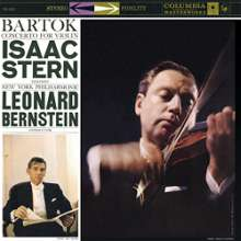 Bela Bartok (1881-1945): Violinkonzert Nr.2 (180g), LP