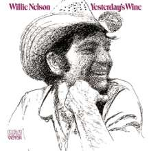 Willie Nelson: Yesterday's Wine (180g) (Limited Edition), LP