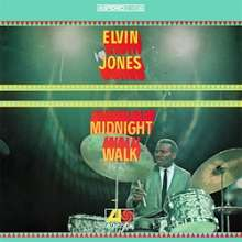 Elvin Jones (1927-2004): Midnight Walk (180g) (Limited Edition), LP