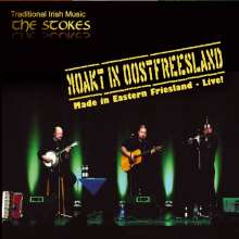 The Stokes: Made In Eastern Friesland - Live!, 2 CDs