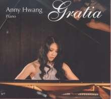 Anny Hwang - Gratia, CD