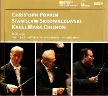 10 Jahre Deutsche Radio Philharmonie Saarbrücken Kaiserslautern, 3 CDs