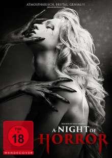 A Night of Horror, DVD