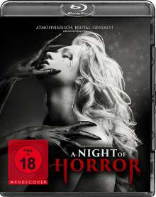 A Night of Horror (Blu-ray), Blu-ray Disc