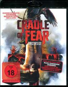 Cradle of Fear (Blu-ray), Blu-ray Disc