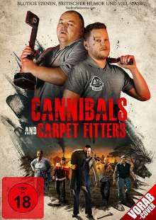 Cannibals and Carpet Fitters, DVD