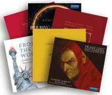 Hansjörg Albrecht  - Die Oehms-Aufnahmen als Organist & Dirigent (Exklusiv-Set für jpc), 3 Super Audio CDs und 3 CDs