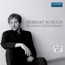 Herbert Schuch - The OehmsClassics Recordings, 8 CDs