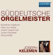 Süddeutsche Orgelmeister, 6 CDs