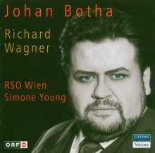 Johan Botha singt Richard Wagner, CD