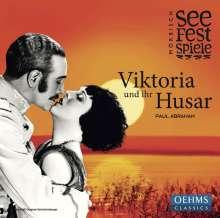 Paul Abraham (1892-1960): Viktoria und ihr Husar, CD