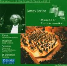 James Levine - Documents of the Munich Years Vol.2, CD