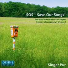 Singer Pur - SOS - Save our Songs!, CD
