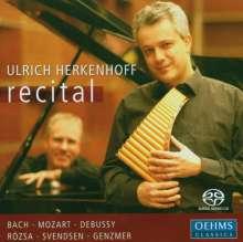 Musik für Panflöte & Klavier, Super Audio CD