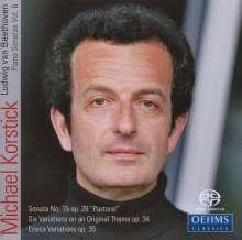 Ludwig van Beethoven (1770-1827): The Beethoven Cycle Vol.6, Super Audio CD