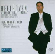 Ludwig van Beethoven (1770-1827): Symphonie Nr.3, Super Audio CD