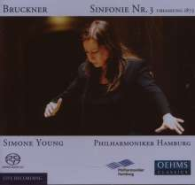 Anton Bruckner (1824-1896): Symphonie Nr.3, Super Audio CD