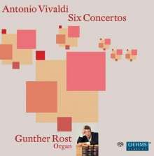 Gunther Rost - Orgelkonzerte nach Vivaldi, Super Audio CD